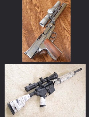 Custom Firearms